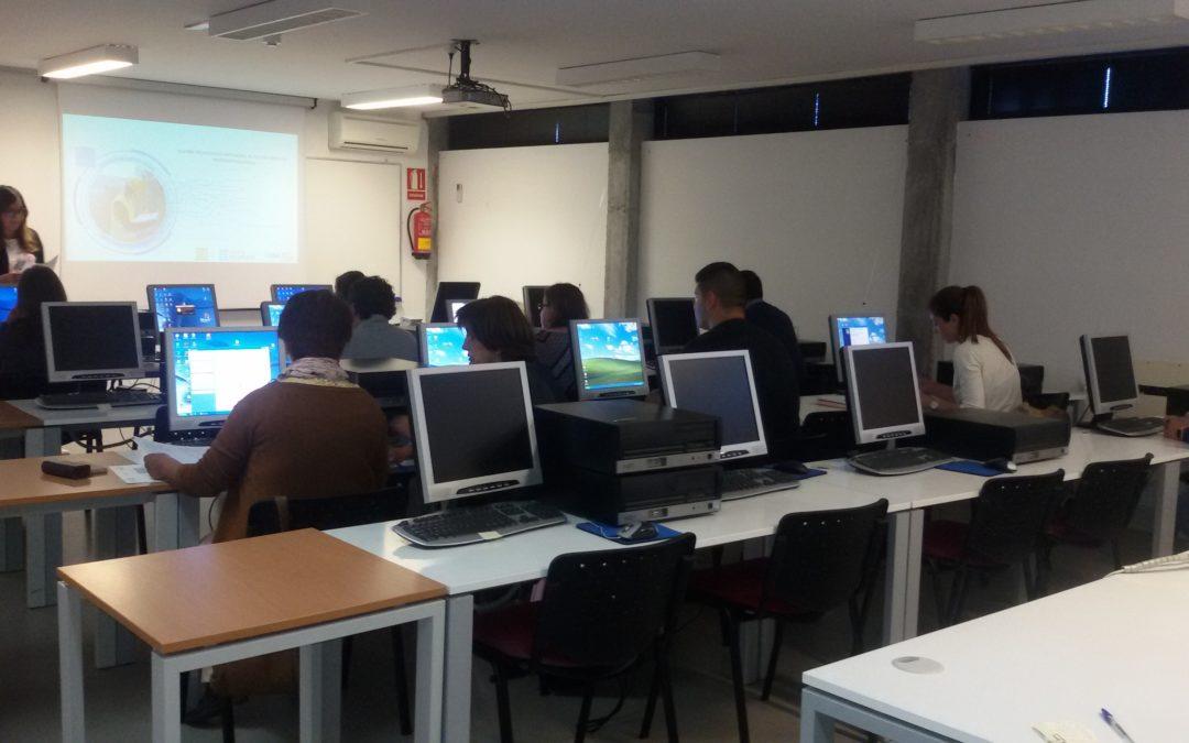 Las empresas del sector forestal gallego se forman en nuevas tecnologías en un curso organizado por Fearmaga