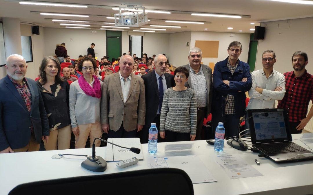 Empresas líderes de la madera comparten su experiencia en prevención de riesgos laborales con empresarios del sector de Ourense